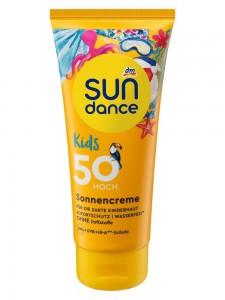 Kem Chống Nắng Sundance Kids Sonnencreme Spf 50 Cho Bé