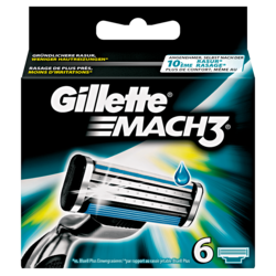Dao cạo râu Gillette Mach 3.