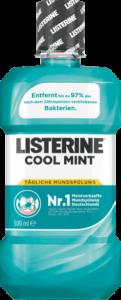 Nước súc Miệng Listerine