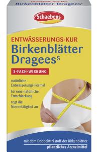 Thuốc giảm cân Birkenblatter