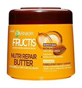 Kem ủ tóc Garnier Hạnh Nhân