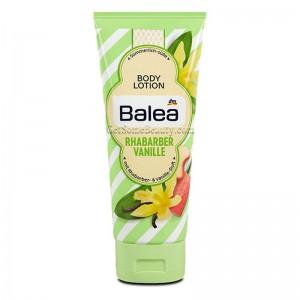 Dưỡng thể Balea Body Lotion Rhubarb Vanilla