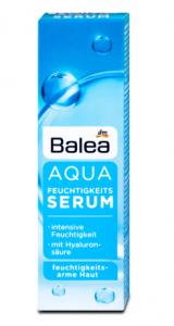 Serum sữa dưỡng ẩm cho da khô Balea Aqua
