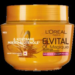 Kem ủ tóc Loreal Elvital mẫu mới