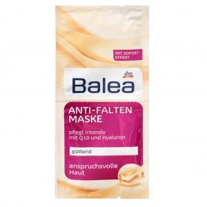 Mặt nạ giảm nhăn Balea Anti-Falten maske