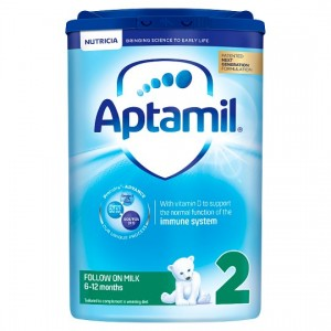Sữa Aptamil số 2 hộp cao cho 6-12 tháng tuổi