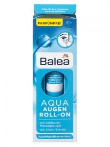 Bút Lăn mắt Balea Aqua Augen Roll On chống thâm & săn chắc bọng mắt