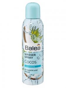 Xịt Khoáng Balea Wasser Spray Cocos Chiết Xuất Dừa Tươi