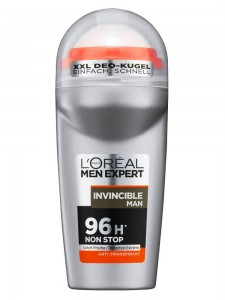 Lăn Khử Mùi Loreal Men Expert Invincible Man 96h