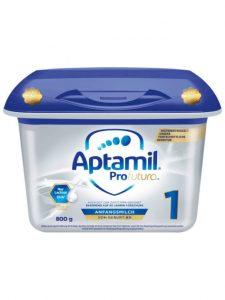 Sữa Aptamil Profutura 1 Cho Trẻ Từ 0 – 6 Tháng Tuổi, 800g