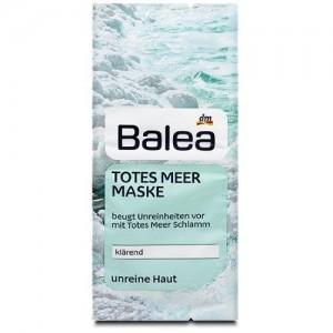 Mặt Nạ Balea Bùn Biển Chết (Balea Totes Meer Maske).