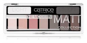 Bảng phấn mắt Catrice The Modern Matt