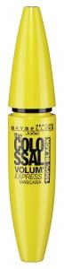 Mascara Maybeline màu đen vỏ vàng
