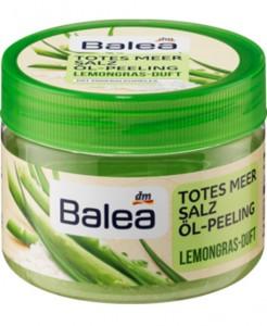Muối tắm Balea tẩy da chết Balea Totes Meer Salz ÖL-Peeling