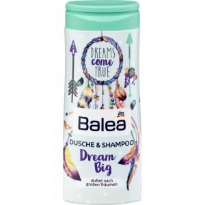 Sữa Tắm Gội 2in1 Balea Dream Big Cho Bé Gái
