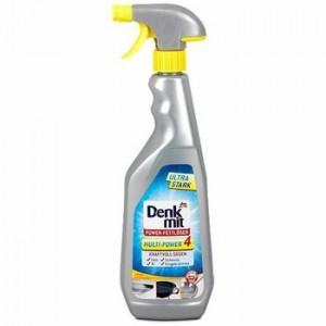 Chai xịt tẩy dầu mỡ nhờn Denkmit