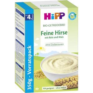 BỘT ĂN DẶM VỊ HẠT KÊ CHO BÉ 4 THÁNG – HIPP