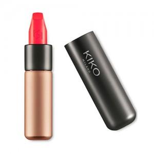 Son Lì Kiko Velvet Passion Matte Lipstick 330 hồng cam san hô
