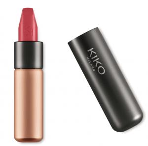Son Kiko Matte Velvet Passion Màu 329 Persian Red – Màu đỏ gạch