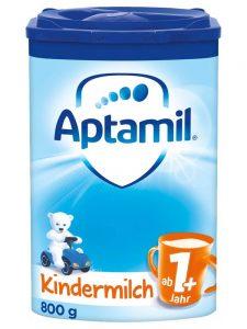 Sữa Aptamil Đức 1+ 800G cho bé từ 1 tuổi trở lên