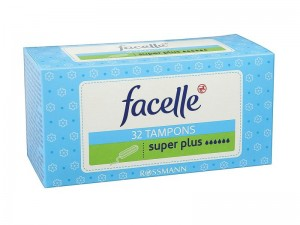 TAMPONS FACELLE 32 cái