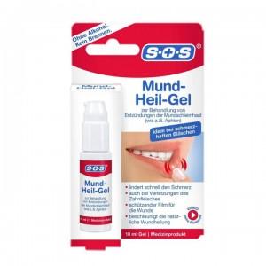 Gel Trị Nhiệt Miệng SOS Mund – Heilgel 10ml
