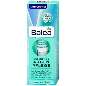 Kem dưỡng mắt Balea lô hội