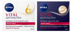 Kem dưỡng da chống lão hóa chuyên sâu NIVEA Vital Anti-Falten Intensiv Ngày, Đêm