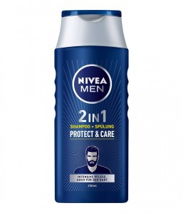 Gội và xả Nivea Men Protect & Care