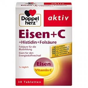 Thuốc bổ sung sắt Eisen+ C