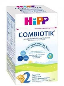 SỮA HIPP BIO COMBIOTIK HỮU CƠ  số 2 cho trẻ sau 6 tháng