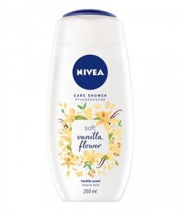 Sữa tắm Nivea Soft Vanilla Flower