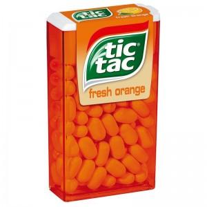 Kẹo ngậm Tictac hương cam