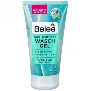 Sữa rửa mặt Balea lô hội dùng cho da hỗn hợp, bình thường.