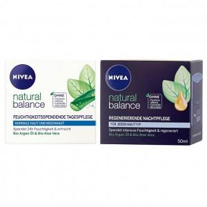 Kem dưỡng làm cân bằng cho da Nivea Natural Balance