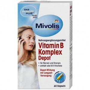 Thuốc bổ Vitamin B Complex