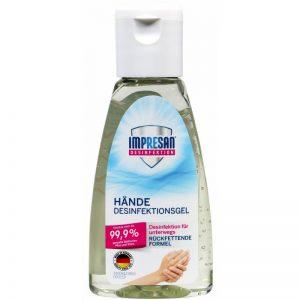 Nước rửa tay khô IMPRESAN của Đức