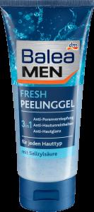 Tẩy da chết Balea Men Fresh Feeling Gel 3 in 1