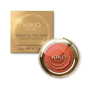 Phấn Mắt Kiko Milano Magical Holiday Chrome Eyeshadow 03 Red Planet