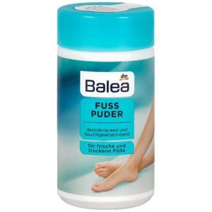 Bột chống và khử mùi hôi chân Balea