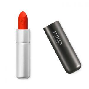 Son Lì Kiko Powder Power Lipstick 09 đỏ cam tươi