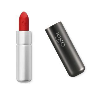 Son Lì Kiko Powder Power Lipstick 11 đỏ hồng đậm