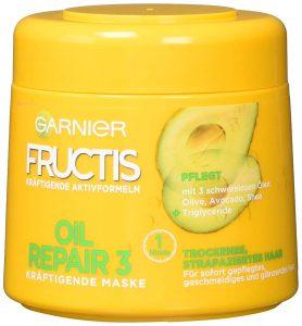 Kem ủ tóc Garnier Fructis bơ