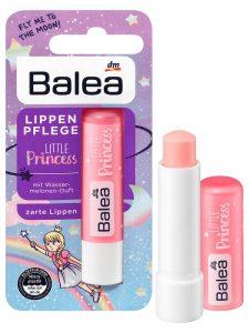Son dưỡng môi trẻ em Balea Little Princess, 4,8g
