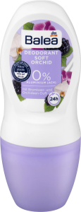Lăn khử mùi Balea Deodorant Soft Orchid 50ml