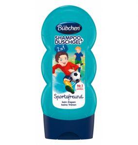 Sữa tắm gội Bubchen (thể thao) (230ml)