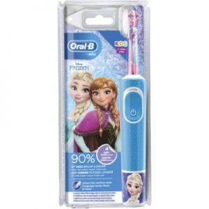 BÀN CHẢI ĐIỆN CHO TRẺ ORAL B Frozen II trên 3 tuổi