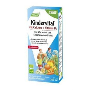 Siro Kindervital mit Calcium und Vitamin D3 Cho Bé, 250ml